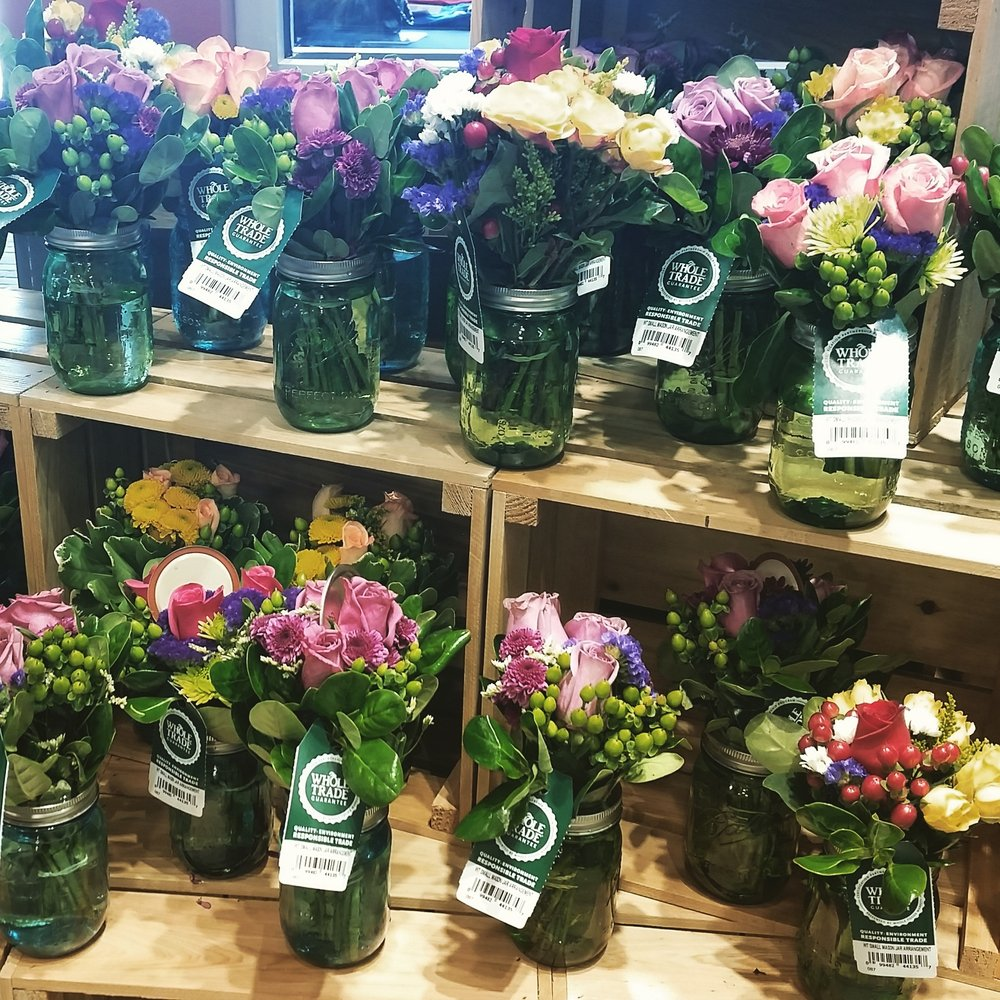 Whole Foods Flower Prices